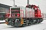 """Gmeinder 5766 - LogServ """"704.03"""" 17.01.2013 - Linz, MühlbachbahnhofMario Pointner"""