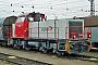 """Gmeinder 5766 - LogServ """"704.03""""  __.03.2013 - Linz, MühlbachbahnhofMario Pointner"""