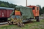 Henschel 24424 - IG Dreiseenbahn 23.09.2016 - Schluchsee-Seebrugg, BahnhofSteffen Hartz