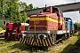 """Henschel 26750 - BayBa """"350 001-4"""" 23.05.2014 - Nördlingen, Bayerisches EisenbahnmuseumMalte Werning"""