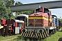 """Henschel 26750 - BayBa """"350 001-4"""" 07.06.2014 - Nördlingen, Bayerisches EisenbahnmuseumWerner Schwan"""