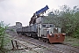 Henschel 28389 - Trasswerke Meurin 07.05.1986 - Kruft, Trasswerke MeurinFrank Glaubitz