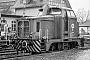 """Henschel 29198 - NTB """"V 4"""" 20.12.1992 - Wiesbaden-Dotzheim, BahnhofMalte Werning"""