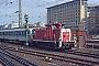 """Henschel 29319 - DB Cargo """"360 239-8"""" 13.02.2002 - Frankfurt (Main) HauptbahnhofMarvin Fries"""