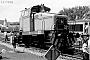 """Henschel 29704 - RAG """"321"""" 02.06.1985 - Gladbeck, TalstraßeDr. Günther Barths"""