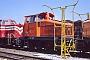 """Henschel 29705 - On Rail """"OR 03"""" 19.07.1990 - Moers, NIAGGunnar Meisner"""