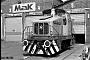 """Henschel 29705 - On Rail """"OR 03"""" 04.08.1990 - Moers, MaKDr. Günther Barths"""