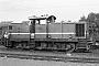 "Henschel 29802 - BLE ""V 116"" 07.08.1981 - ButzbachDietrich Bothe"