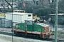 """Henschel 29944 - EH """"222"""" 29.03.1996 - Duisburg-BruckhausenHelge Deutgen"""