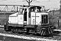 """Henschel 29961 - RAG """"V 322"""" 26.09.1983 - Essen-AltenessenDietrich Bothe"""