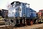 Henschel 29968 - On Rail 22.11.1990 - MoersTomke Scheel