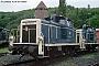 """Henschel 30030 - DB """"360 741-3"""" 10.08.1993 - Kassel, AusbesserungswerkNorbert Schmitz"""