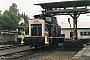 """Henschel 30030 - DB """"260 741-4"""" 23.06.1987 - Passau, BahnbetriebswerkDietmar Stresow"""