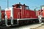 """Henschel 30043 - DB Cargo """"364 754-2"""" 13.04.2003 - Köln-Porz-Gremberghoven, Betriebshof GrembergKlaus Görs"""