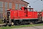 "Henschel 30055 - Railion ""362 766-8"" 05.04.2005 - Emden, WerkPatrick Paulsen"