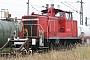 """Henschel 30055 - Railion """"362 766-8"""" 25.09.2005 - Emden, WerkErnst Lauer"""