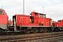 """Henschel 30055 - DB Schenker """"362 766-8 """" 28.01.2012 - Oberhausen-Osterfeld, Abstellgruppe TalMartin Weidig"""
