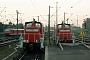 """Henschel 30058 - Railion """"362 769-2"""" 17.10.2003 - HannoverChristoph Beyer"""