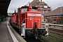 "Henschel 30058 - DB Schenker ""362 769-2"" 10.01.2014 - Hamburg-HarburgPatrick Bock"