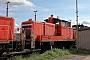 """Henschel 30058 - RNE """"362 769-2"""" 01.09.2019 - Mannheim, BetriebshofErnst Lauer"""