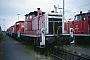 """Henschel 30060 - DB Cargo """"364 771-6"""" 04.06.2001 - Mannheim, BahnbetriebswerkErnst Lauer"""