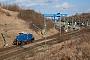 """Henschel 30076 - NRS """"V 60 002"""" 22.02.2015 - Lübeck, SkandinavienkaiMalte Werning"""