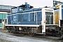 """Henschel 30077 - DB Cargo """"360 788-4"""" 12.02.2001 - Kornwestheim, BahnbetriebswerkWerner Peterlick"""