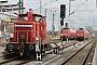 """Henschel 30080 - DB Schenker """"362 791-6"""" 17.12.2011 - Rostock, HauptbahnhofAnton Kendall"""