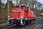 """Henschel 30080 - DB Cargo """"362 791-6"""" 21.12.2019 - Kiel, HauptbahnhofJens Vollertsen"""