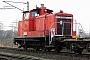 "Henschel 30094 - DB Schenker ""362 805-4"" 27.12.2014 - Hamburg-WaltershofEdgar Albers"