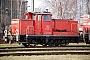 """Henschel 30095 - DB Schenker """"362 806-2"""" 14.03.2009 - CottbusGunnar Hölzig"""