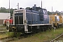 "Henschel 30096 - DB AG ""364 807-8"" 03.06.2001 - Stolberg (Rheinland)George Walker"