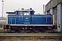 "Henschel 30097 - DB ""261 808-0"" 09.03.1985 - Oberhausen-Osterfeld, BahnbetriebswerkMalte Werning"