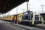 "Henschel 30097 - DB ""261 808-0"" 27.04.1982 - Essen, HauptbahnhofMichael Hafenrichter"