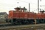 "Henschel 30097 - DB ""261 808-0"" 24.03.1980 - Oberhausen-Osterfeld, Bahnbetriebswerk SüdMartin Welzel"