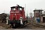 "Henschel 30098 - Railion ""363 809-5"" 18.02.2008 - Cuxhaven, BahnhofMalte Werning"