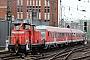 "Henschel 30099 - DB Schenker ""363 810-3"" 03.08.2013 - Hamburg, HauptbahnhofEdgar Albers"