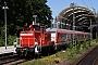 """Henschel 30099 - Railion """"363 810-3"""" 09.06.2007 - KielTomke Scheel"""