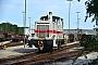 """Henschel 30099 - DB Cargo """"363 810-3"""" 25.07.2019 - Seevetal, Rangierbahnhof MaschenUwe aus Hamburch"""