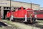"Henschel 30105 - DB Cargo ""363 816-0"" 30.04.2001 - SeddinHeiko Müller"