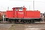 """Henschel 30105 - DB Cargo """"363 816-0"""" 03.04.2016 - Seevetal, Rangierbahnhof MaschenAndreas Kriegisch"""