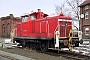 "Henschel 30109 - DB Cargo ""363 820-2"" __.02.2003 - Minden (Westfalen)Robert Krätschmar"