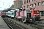 "Henschel 30111 - DB AG ""365 822-6"" 21.04.2001 - Koblenz HauptbahnhofClemens Schumacher"