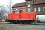 """Henschel 30113 - DB Cargo """"363 824-4"""" 30.03.2003 - MindenKlaus Görs"""