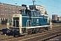 """Henschel 30113 - DB """"261 824-7"""" 03.02.1982 - Essen, HauptbahnhofWerner Wölke"""