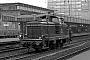 "Henschel 30116 - DB ""261 827-0"" 18.11.1975 - Essen, HauptbahnhofMichael Hafenrichter"