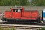 """Henschel 30116 - DB Schenker """"363 827-7"""" 02.08.2015 - München-LaimHarald S"""