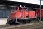 """Henschel 30118 - Railion """"363 829-3"""" 08.07.2007 - Koblenz, HauptbahnhofKarl Arne Richter"""