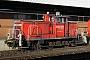 """Henschel 30118 - Railion """"363 829-3"""" 13.01.2008 - Koblenz, HauptbahnhofWerner Schwan"""