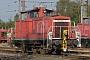"""Henschel 30118 - DB Schenker """"363 829-3"""" 31.07.2014 - Dortmund, BetriebsbahnhofAndreas Steinhoff"""